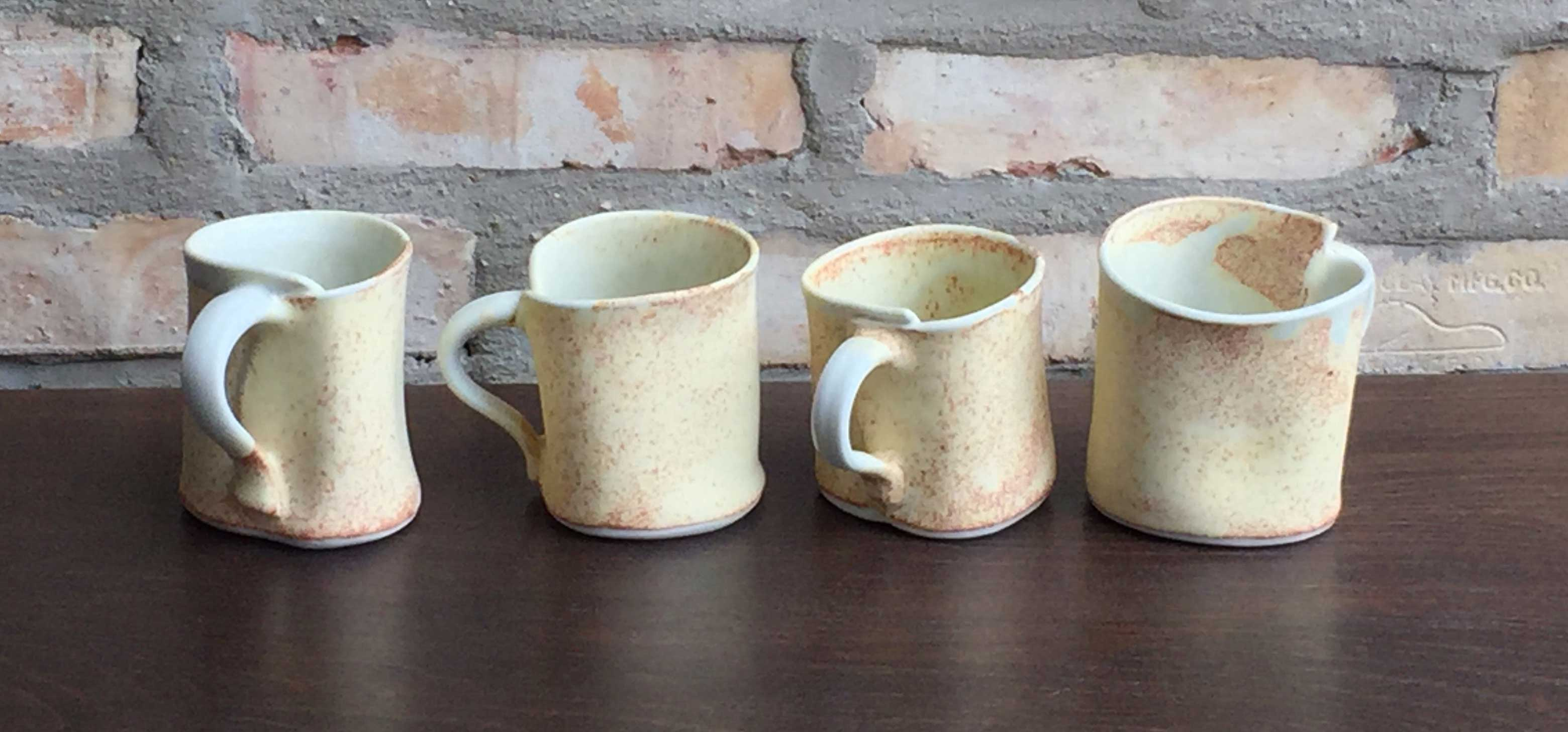 Clay: Handbuilt Mugs