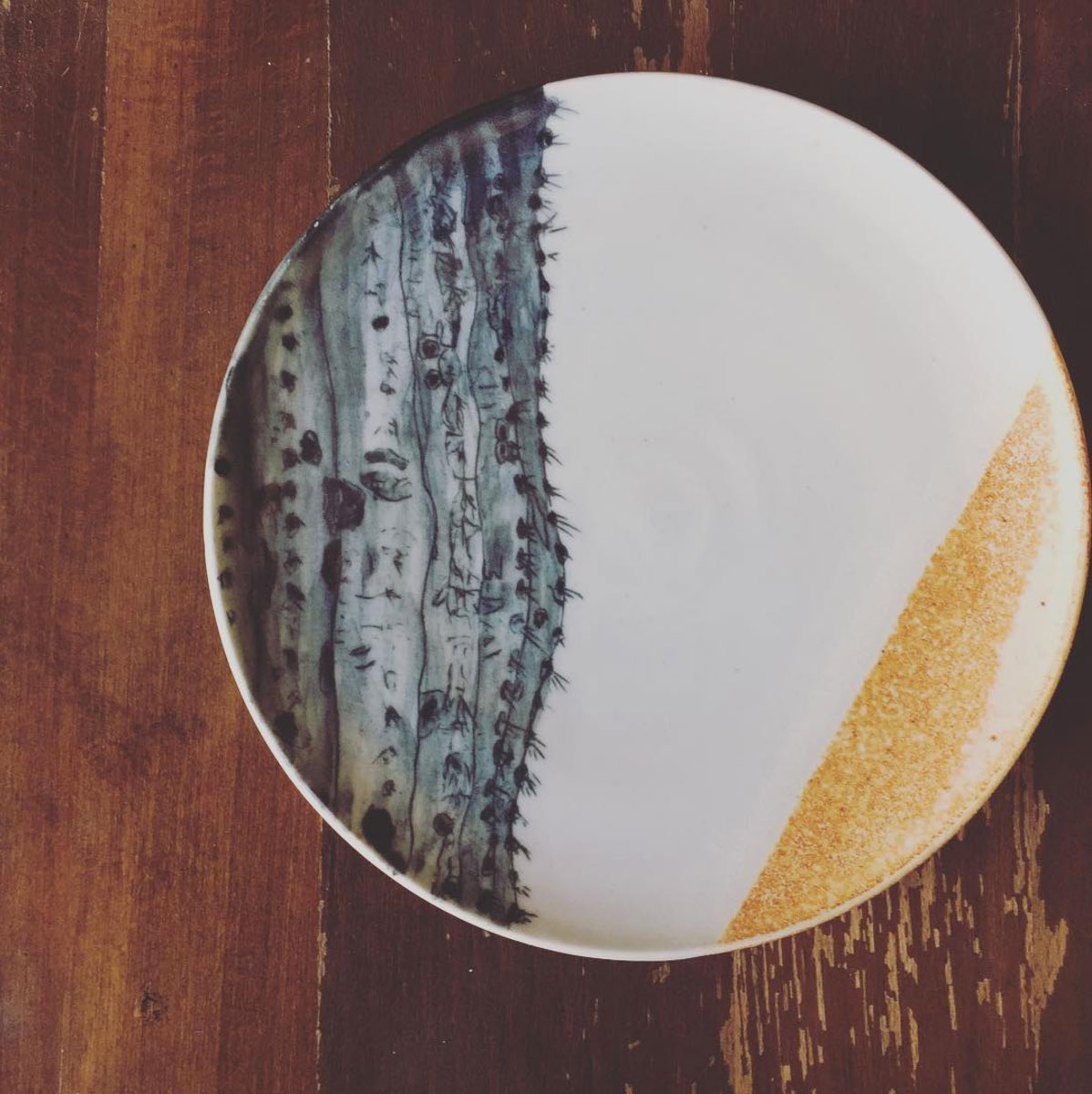 Clay: Arizona Plate
